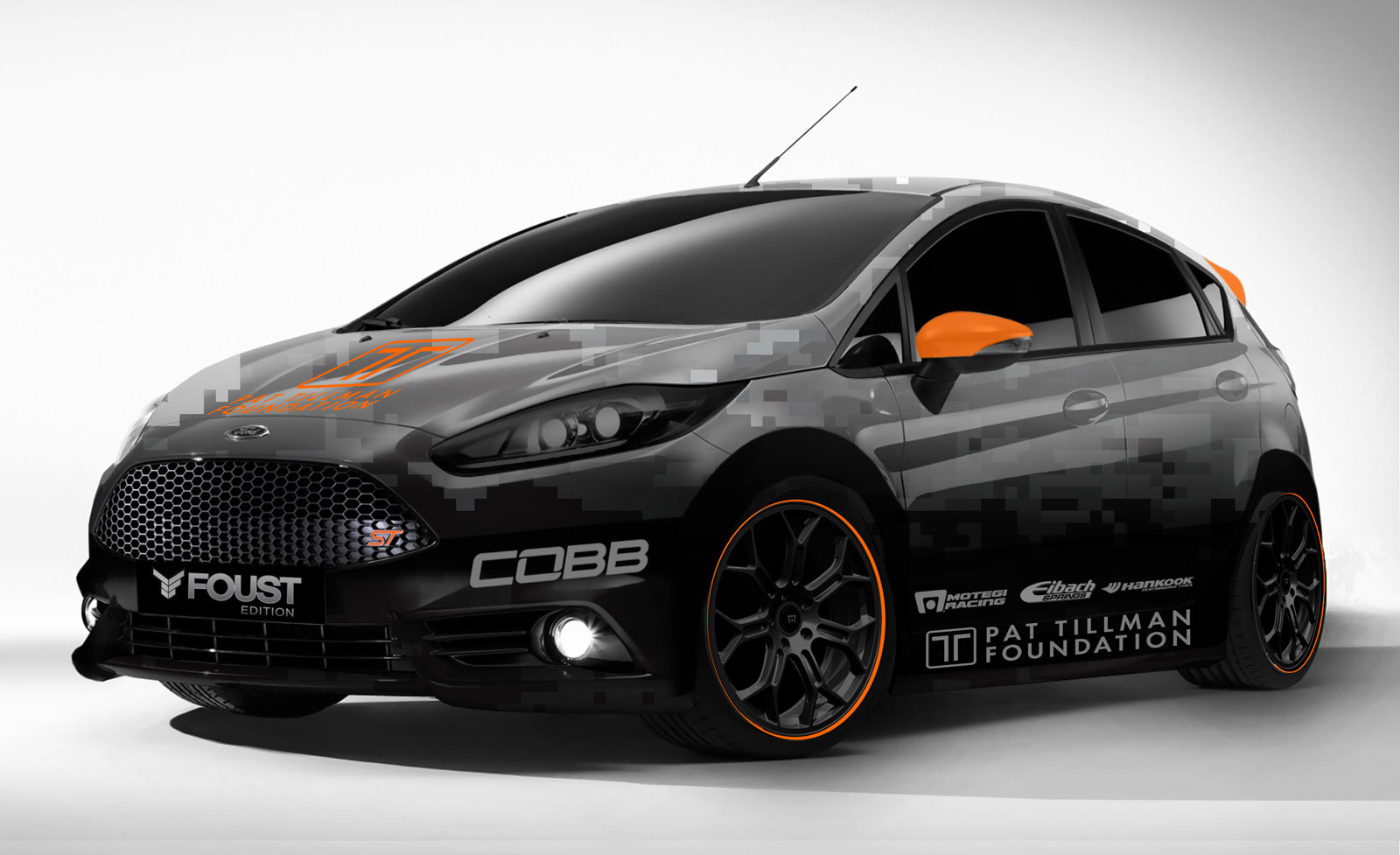 Ford Fiesta ST by COBB Foust