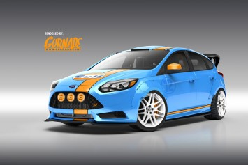 Ford Focus ST by UTI