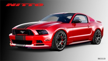 Ford Mustang by Nitto Tire