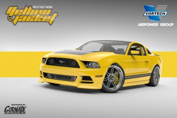 Ford Mustang by Vortech Superchargers