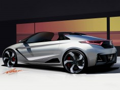 Honda previews S660 Concept and line-up for Tokyo 2013