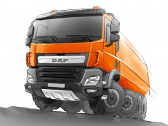 DAF Construction Trucks: Design Story