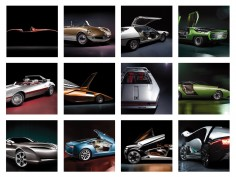 Degler Calendar pays homage to iconic Bertone Concept Cars