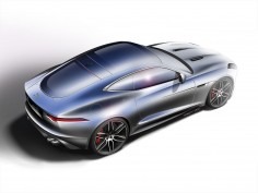 Jaguar F-Type: Design Gallery