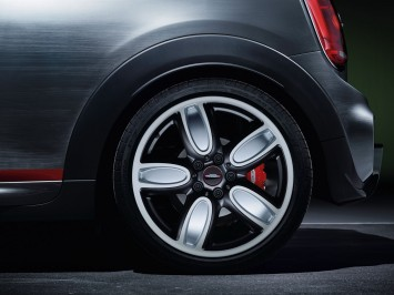 MINI John Cooper Works Concept - Wheel detail