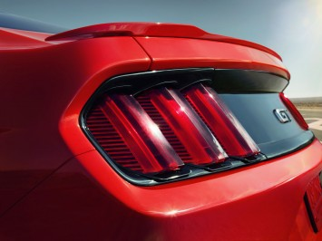 2015 Ford Mustang GT Tail Lamp