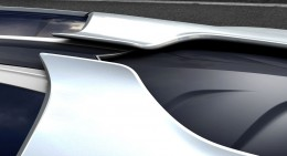 MC1 supercar concept detail