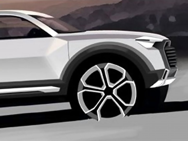 Audi confirms production of Q1 compact SUV