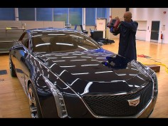 Cadillac Elmiraj Concept: the use of 3D scanning technology