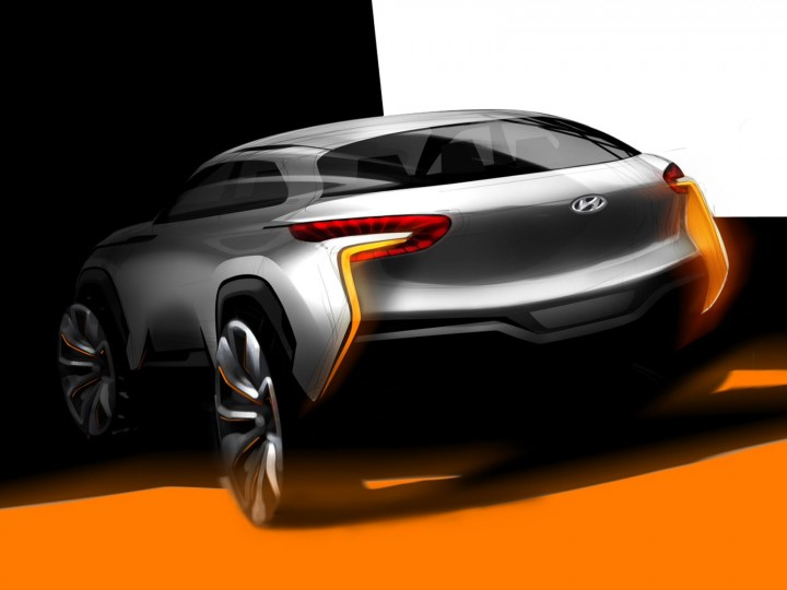 Hyundai previews the Intrado Concept
