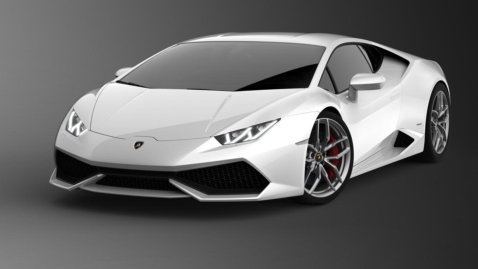Lamborghini Huracan Lp 610 4 Car Body Design