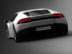 Lamborghini reveals the Huracán LP 610-4