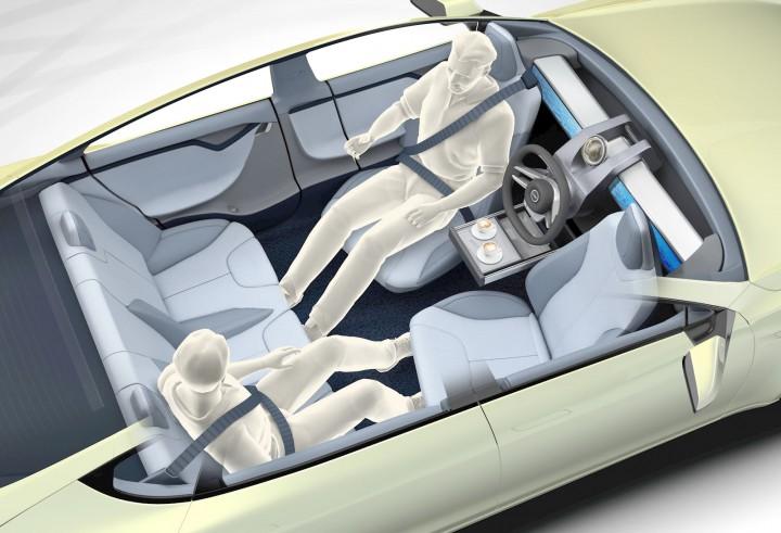 Rinspeed Xchange Concept Envisions The Interior Of Future Autonomous