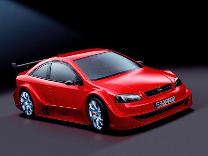 Opel Previews The Astra Opc Extreme Concept Car Body Design