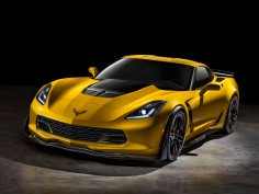Chevrolet unveils the new Corvette Z06 and C7.R