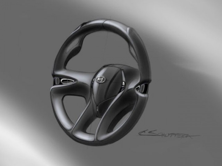 Steering Wheel rendering tutorial