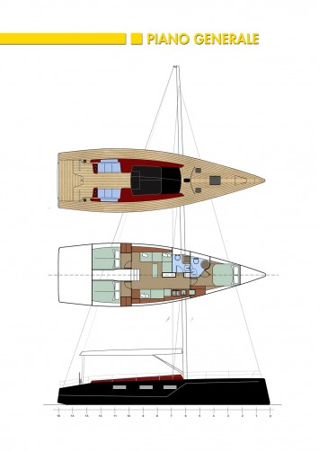 Endurance Sailing Boat Concept by Pietro Ragusa