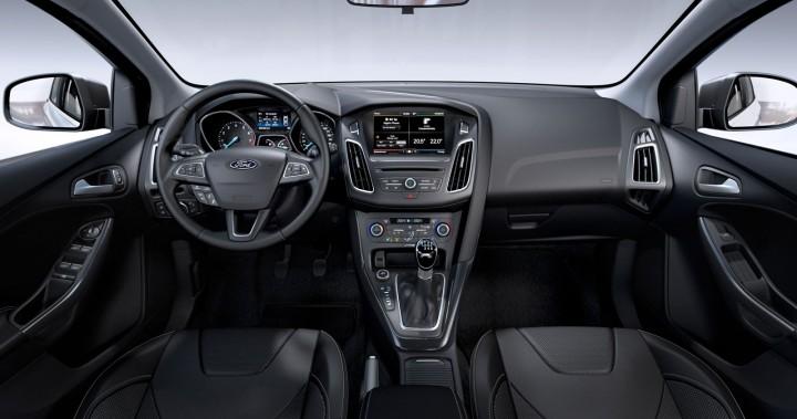 2015 Ford Focus Interior Car Body Design