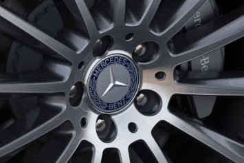Mercedes-Benz S-Class Coupe - Wheel detail