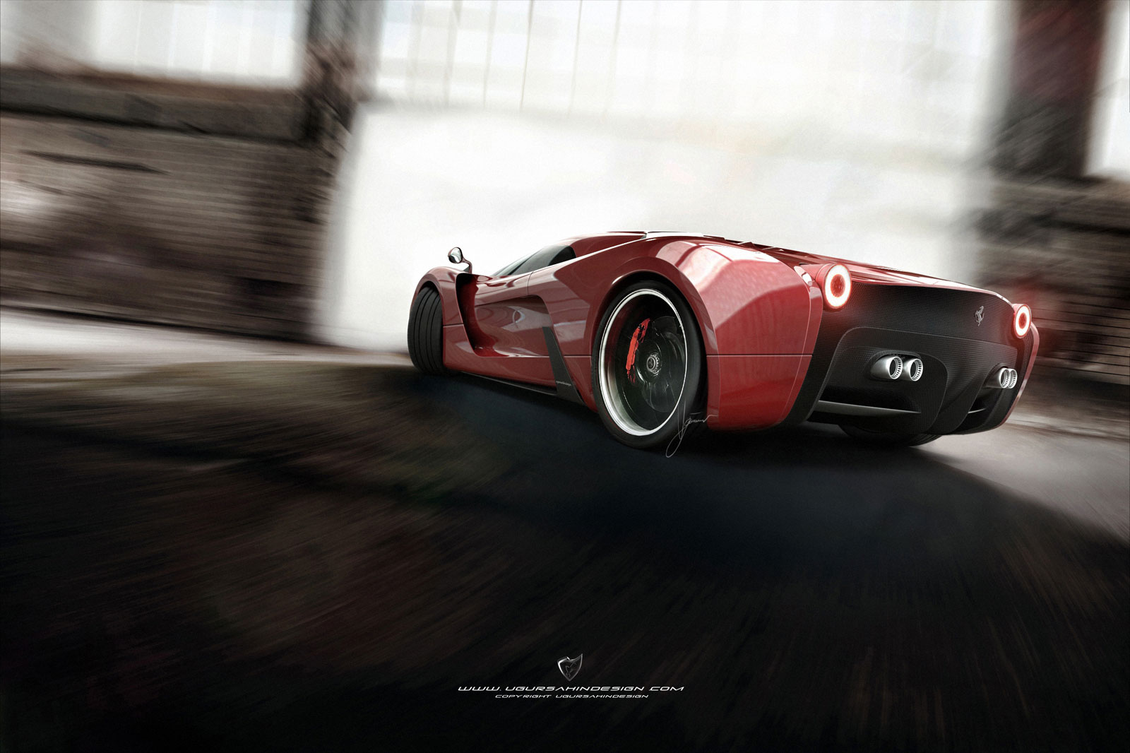 Project F Concept Rendering
