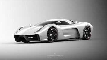 Project F Concept by Ugur Sahin Design