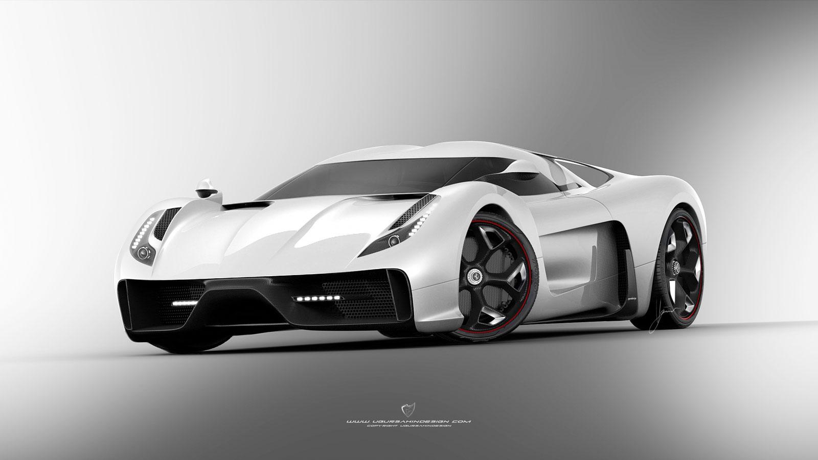 Project F Concept By Ugur Sahin Design Car Body Design