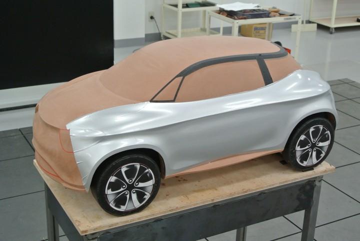 Racing car | polymer clay tutorial youtube.