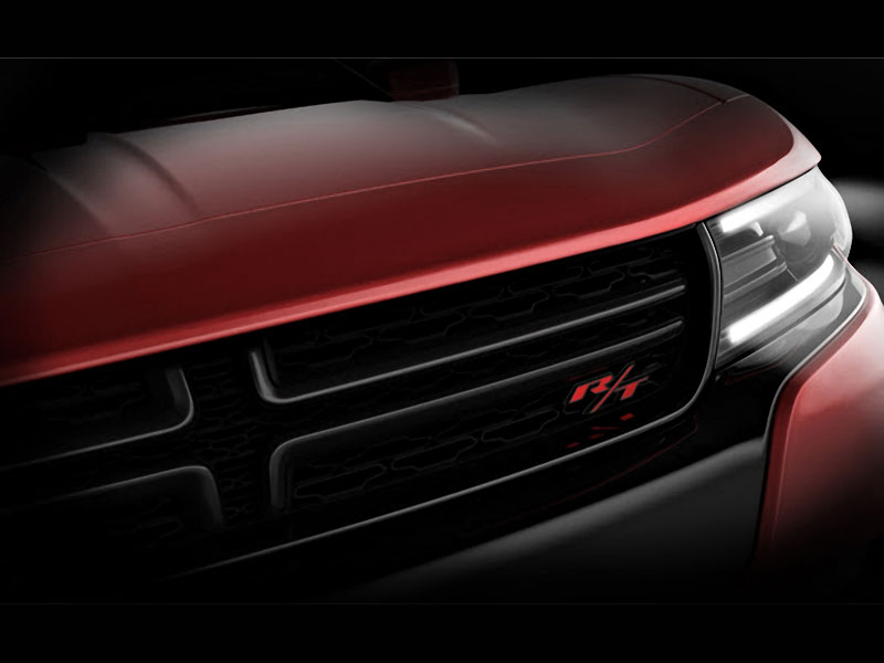 2015 Dodge Charger preview