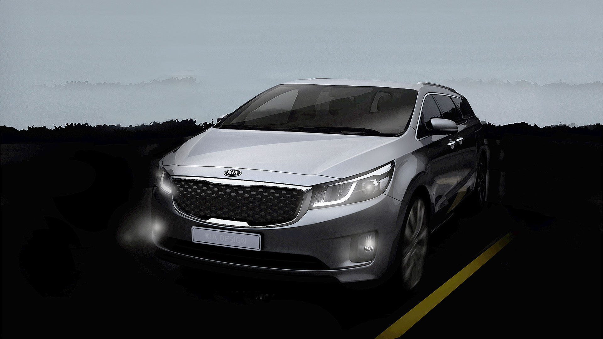 Kia MPV preview