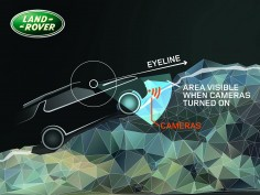Land Rover previews Transparent Bonnet virtual imaging system