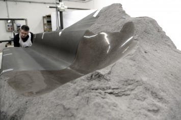 Peugeot ONYX Sofa Concept - Manufacturing process
