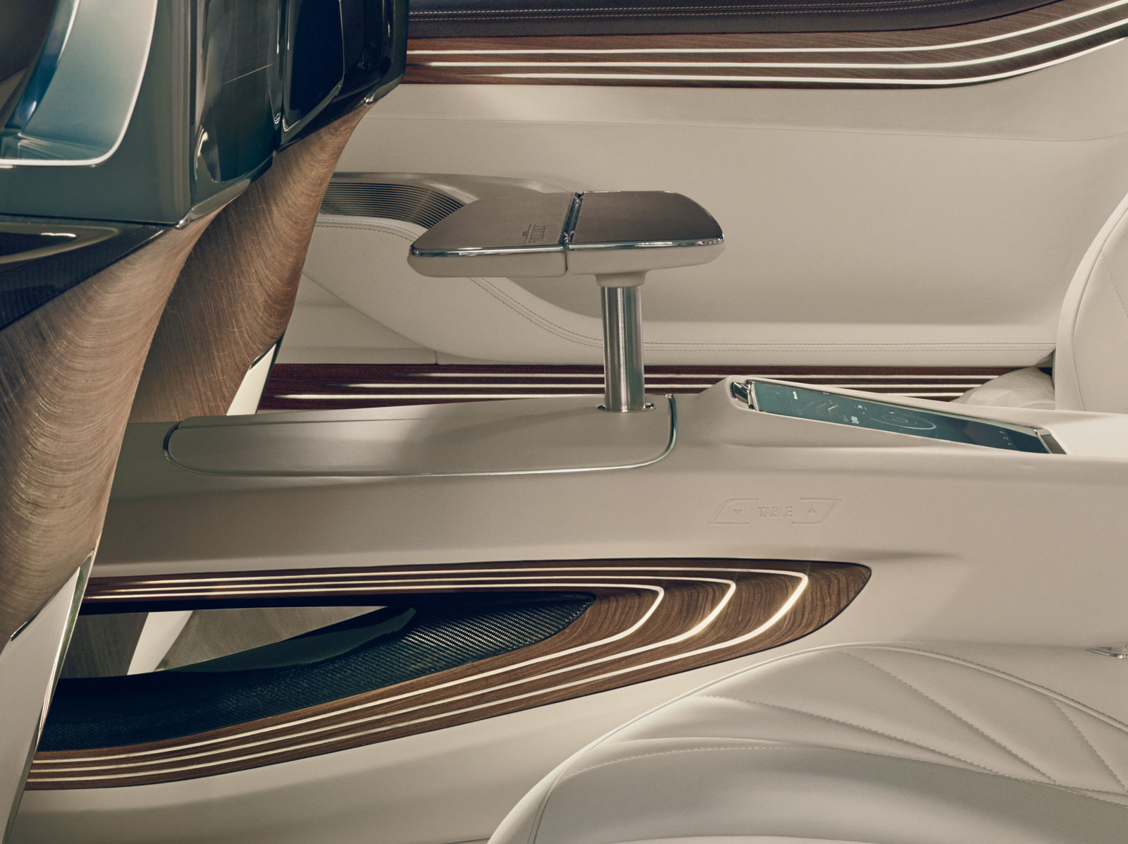 bmw vision future luxury concept interior