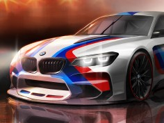 BMW reveals the Vision Gran Turimo Concept