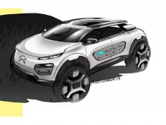Citroën C4 Cactus: design videos