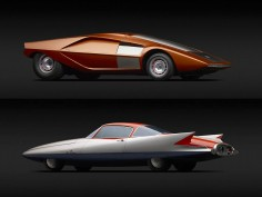 Concept cars of the past heading to Atlanta for