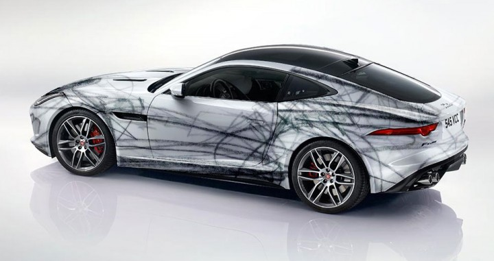 Jaguar Untamed Creativity Concept by Justin Silke
