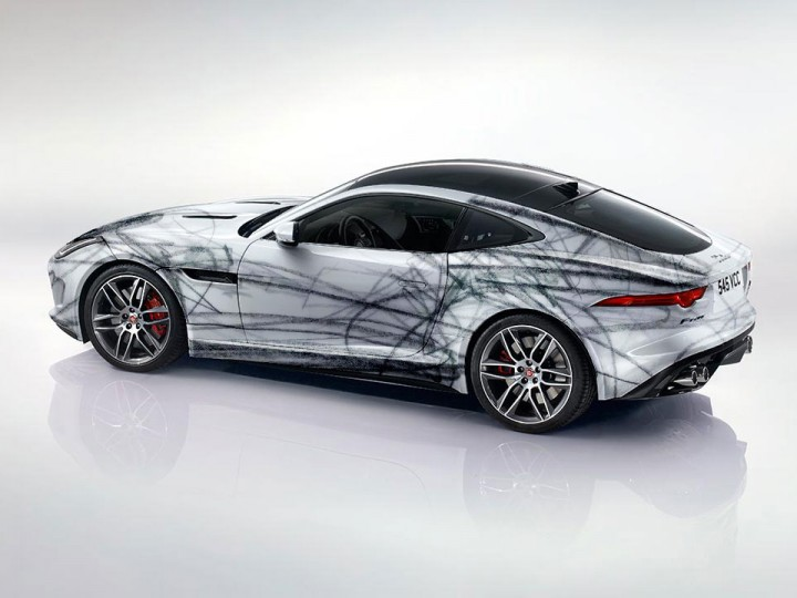 Jaguar announces winner of 'Fearless Design' online contest