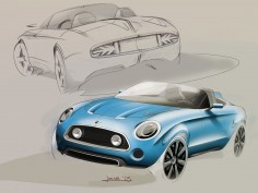 MINI Superleggera Vision Concept: Design Gallery