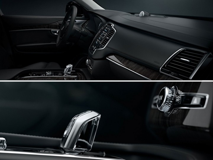 Volvo reveals the new XC90's interior design