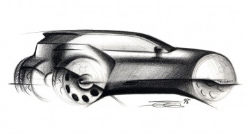 3rd price - Pencil interpretation by Olivier Gamiette
