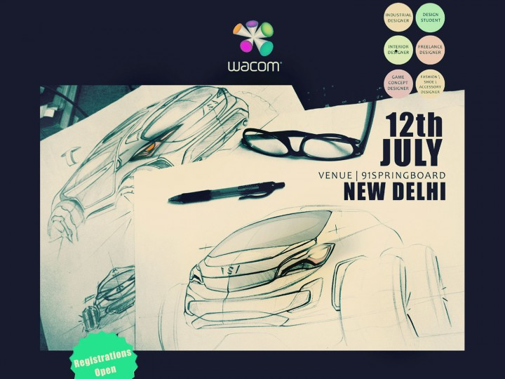 'Arrested By Art' launches Design Sketching Workshop in New Delhi