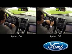 Ford previews Active Steering Technology (video)
