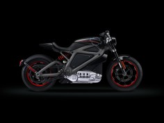 Harley Davidson reveals Project Livewire electric motorcycle