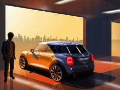 The new MINI 5 door