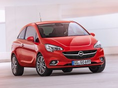 Opel unveils the fifth-generation Corsa