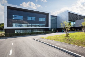 Porsche Weissach R&D Center - Design Studio and Concept Car Construction Facility
