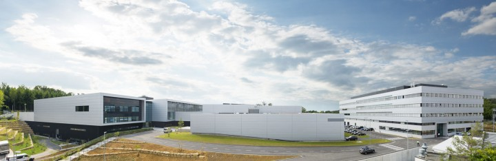 Porsche Weissach R&D Center - Three new buildings