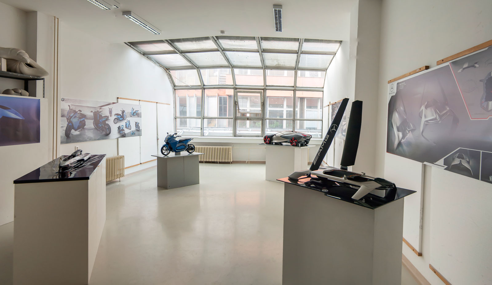 Academy Of Fine Arts And Design In Bratislava Degree Show