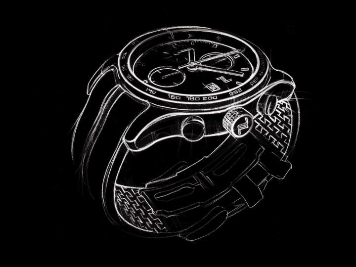 Porsche Design Studio Repositions Its Business With Luxury Watches Car Body Design