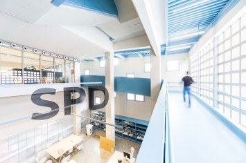 SPD - The new Campus